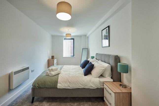 Thumbnail Flat to rent in Carver Street, Hockley, Birmingham