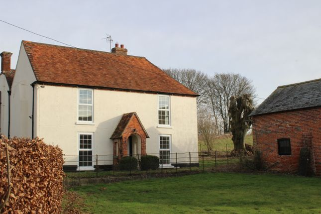 Thumbnail Detached house to rent in Sutton Scotney, Winchester
