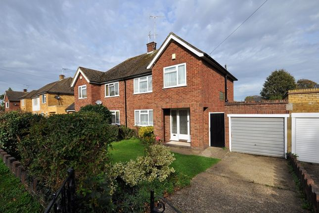 Thumbnail Semi-detached house to rent in Upper Queens Road, Ashford