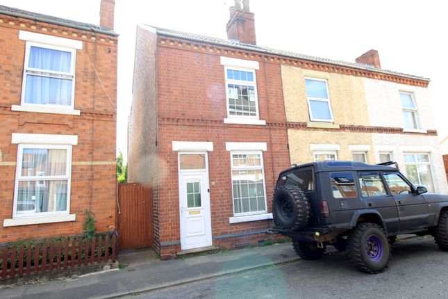 Thumbnail End terrace house for sale in Russell Street, Long Eaton, Nottingham