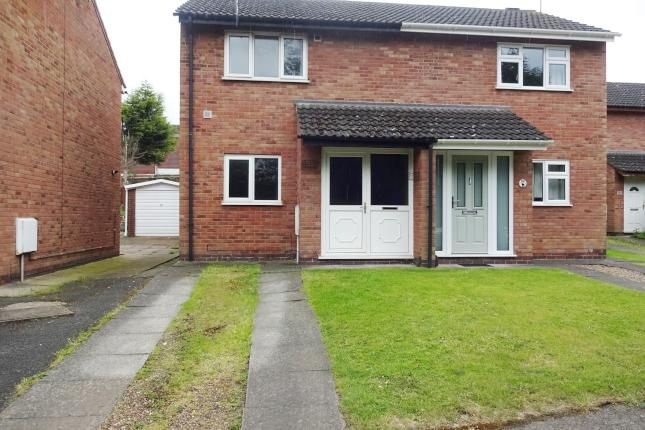 Thumbnail Semi-detached house to rent in Copeland Avenue, Glenfield, Leicester