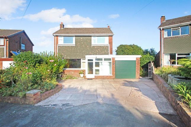 Thumbnail Detached house for sale in Heather Crescent, Meir Heath, Stoke-On-Trent