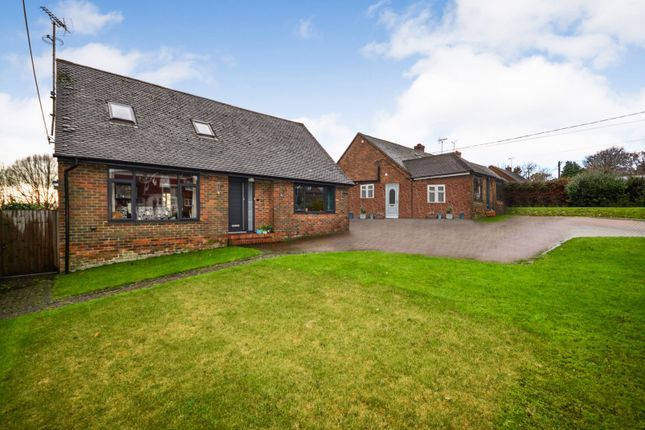 Thumbnail Detached bungalow for sale in Netherfield Hill, Battle