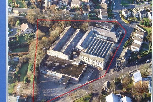 Thumbnail Commercial property for sale in Ashfield Mills, Leeds Road, Idle, Bradford, West Yorkshire