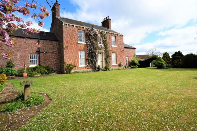 Thumbnail Detached house for sale in Westlinton, Carlisle