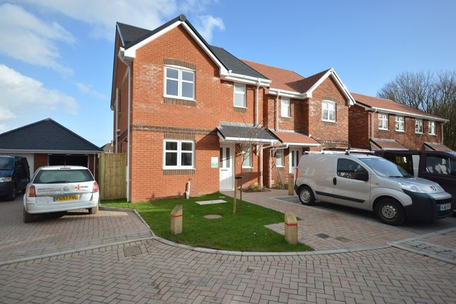 Thumbnail Detached house for sale in Wick Ii Industrial Estate, Gore Road, New Milton