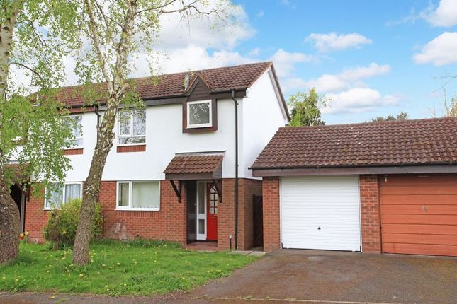 Thumbnail Semi-detached house to rent in Dinchope Drive, Telford