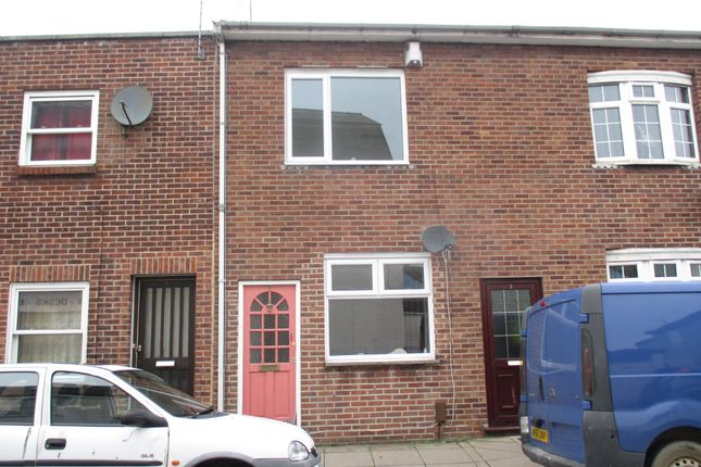 Thumbnail Terraced house to rent in Binsteed Road, Portsmouth