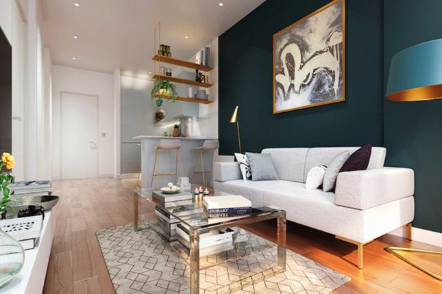Thumbnail Flat for sale in Exchange Point, Embankment West, Chapel Street