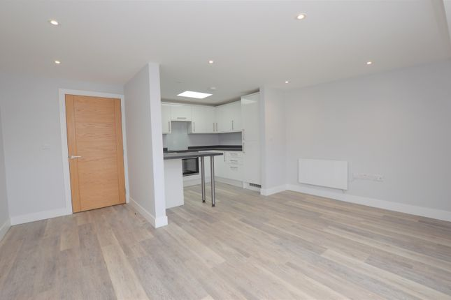 Thumbnail Flat to rent in Olympic Court, Marlborough Road, Woking, Surrey