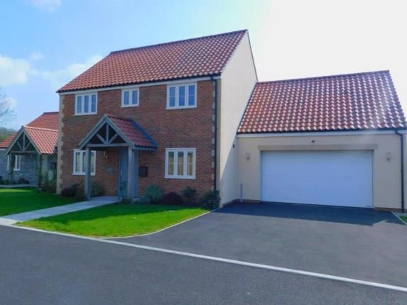 Thumbnail Detached house for sale in West Pennard, Glastonbury, Somerset