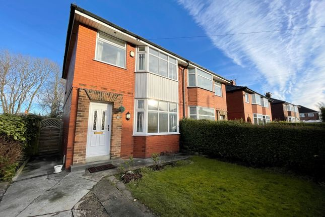 3 bed semi-detached house to rent in Clovelly Drive, Penwortham, Preston PR1