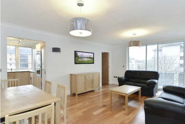 Thumbnail Flat to rent in North Bank, London
