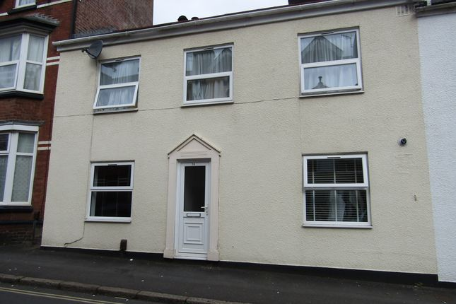 2 bed terraced house to rent in Dinham Road, Exeter EX4