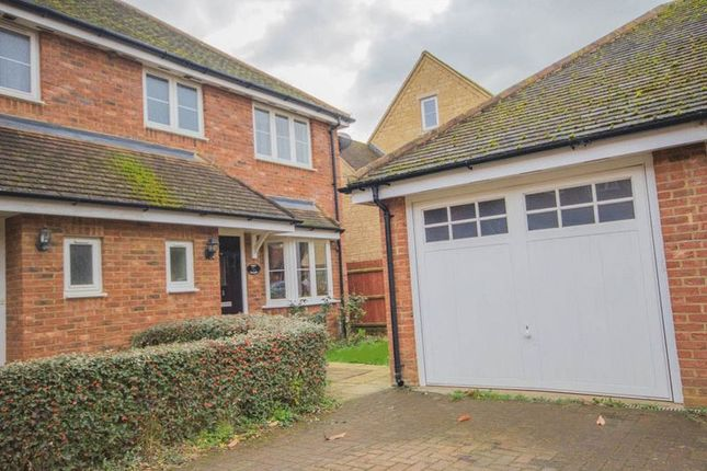 Thumbnail Semi-detached house for sale in School Close, Westbury, Brackley