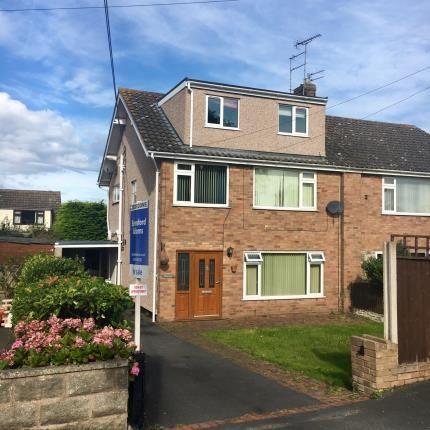 Thumbnail Semi-detached house for sale in Bryn Gobaith, St. Asaph, Denbighshire
