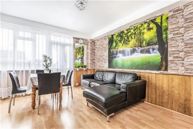 Thumbnail Flat for sale in Nutwell Street, London