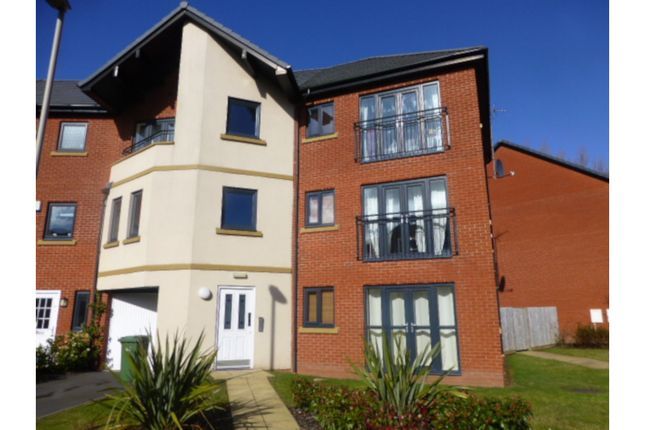 Thumbnail 1 bed flat for sale in Aldeney Close, Dudley