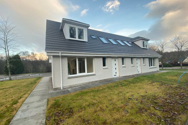 3 bedroom semi-detached house for sale in Achilty, Contin