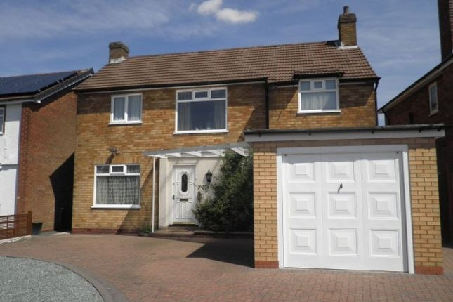 Thumbnail Detached house for sale in Streetly Crescent, Sutton Coldfield