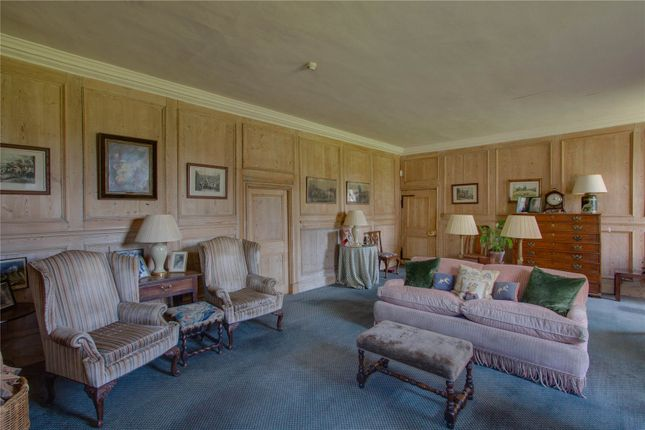 Panelled Room of Gallery, By Montrose, Angus DD10