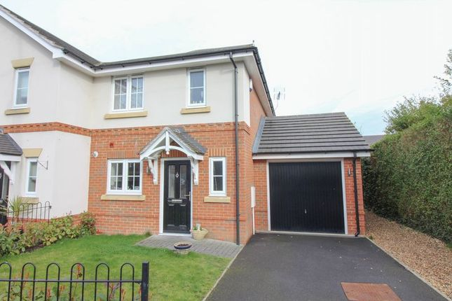 Thumbnail Semi-detached house to rent in Woodlands Road, Farnborough