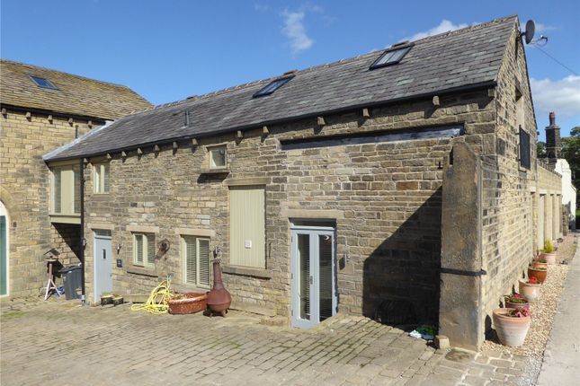 Thumbnail End terrace house to rent in Hullen Edge Farm, Goose Nest Lane, Norland, Halifax