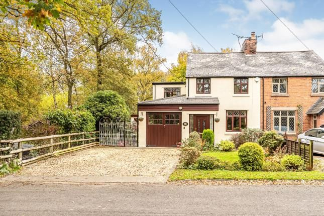 Thumbnail Semi-detached house for sale in Three Ways, Haseley, Warwick