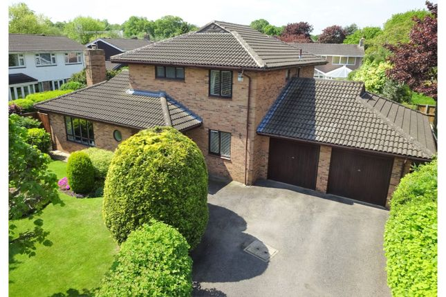 Thumbnail Detached house for sale in Berkley Drive, Chester
