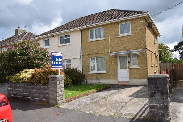 Thumbnail Property to rent in Brynamlwg Road, Swansea