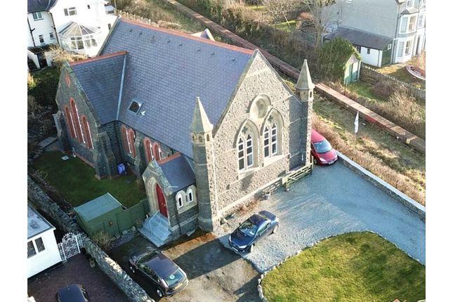 Thumbnail Detached house for sale in Esplanade, Penmaenmawr