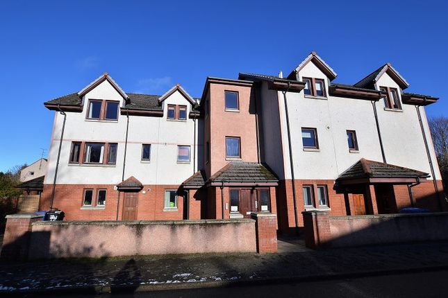 Thumbnail Flat for sale in 19 Springfield Gardens, Inverness
