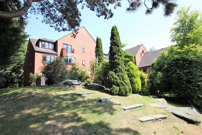Thumbnail Flat for sale in Barry Rise, Bowdon, Altrincham