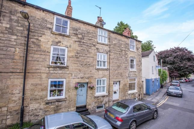 Thumbnail Terraced house for sale in Iles Lane, Knaresborough, North Yorkshire, .