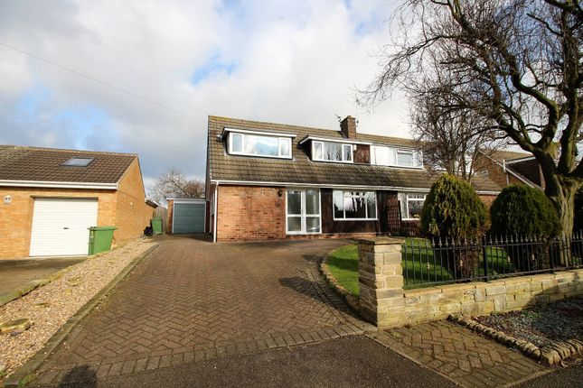 Thumbnail Semi-detached house for sale in North Lane, York