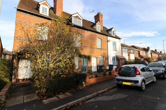 Thumbnail End terrace house for sale in Mill End, Kenilworth