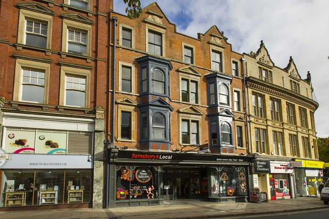 Thumbnail Flat for sale in Wheeler Gate House, Nottingham