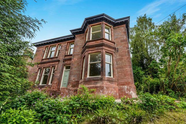 Thumbnail Detached house for sale in Carman Road, Renton, Dumbarton