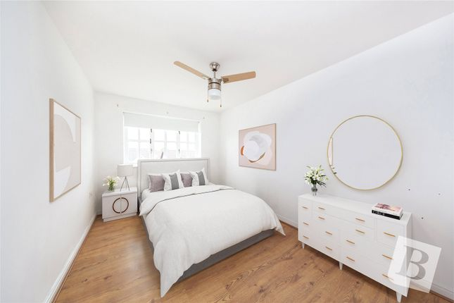 Thumbnail Flat for sale in Maybank Lodge, Maybank Avenue, Hornchurch
