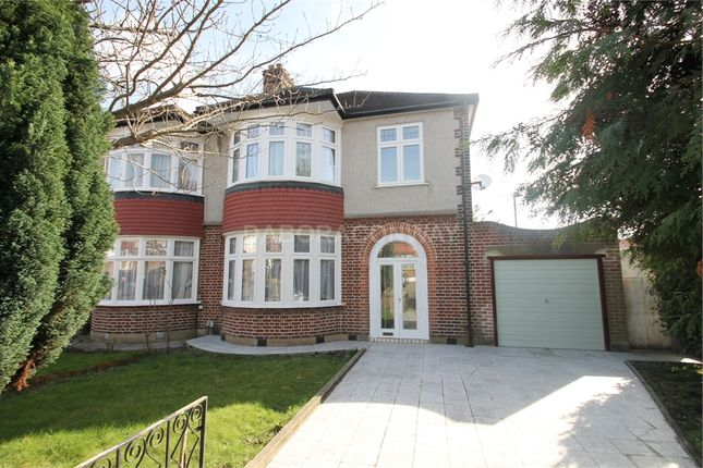 Thumbnail Semi-detached house to rent in Ringwood Way, London