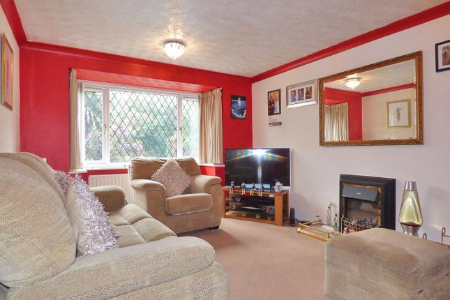 Thumbnail Detached house for sale in Kerscott Road, Wythenshawe, Manchester