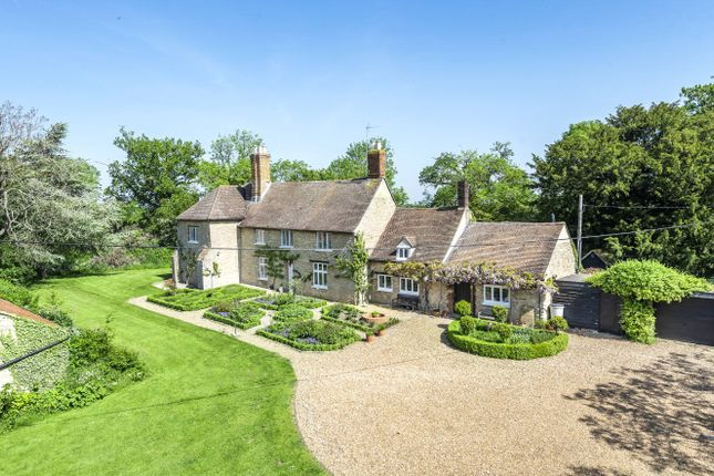 Thumbnail Detached house for sale in Bury End, Stagsden, Bedfordshire