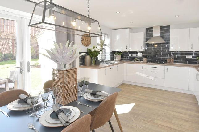 """Thumbnail End terrace house for sale in """"The Kennett"""" at Wootton Road, Abingdon"""