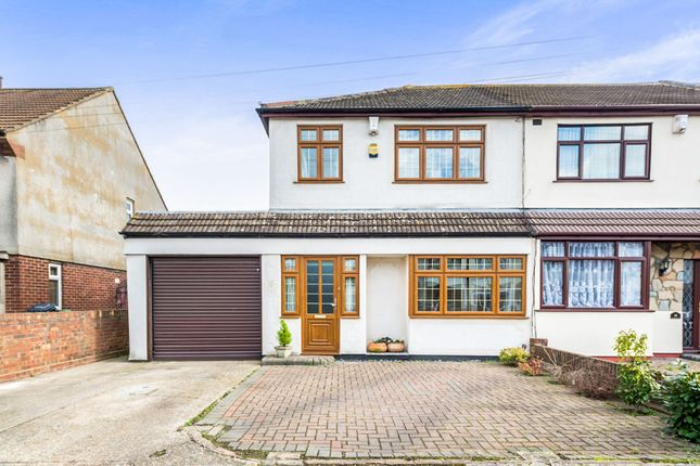 Thumbnail End terrace house for sale in Eastbrook Avenue, Dagenham