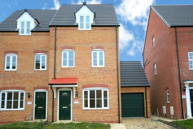 Thumbnail Property to rent in Oxford Gardens, Holbeach, Spalding
