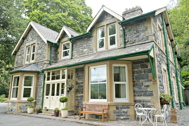 Thumbnail Detached house for sale in Betws-Y-Coed