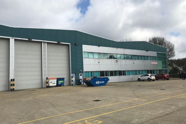 Industrial to let in Unit C, Network 331 Industrial Park, Lysons Avenue, Ash Vale