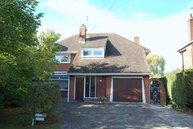 Thumbnail Detached house for sale in Church Lane, Bulphan, Upminster
