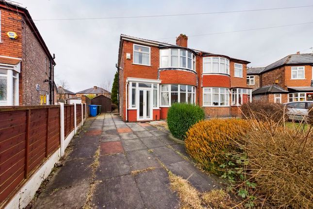 3 bed semi-detached house for sale in Broseley Road, Firswood, Manchester M16