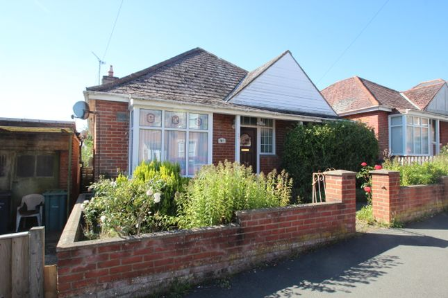 2 bed detached bungalow for sale in Kings Road, Binstead, Ryde PO33
